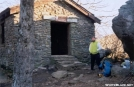 Blood Mountain Shelter by Jumpstart in Blood Mountain Shelter