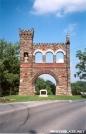 War Correspondent's Memorial by Jumpstart in Trail & Blazes in Maryland & Pennsylvania