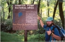 """One of the 7 natural wonders of New Jersey?"" by Jumpstart in Sign Gallery"