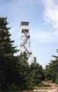 Stratton Mtn Fire Tower by Jumpstart in Views in Vermont