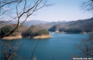 View from Fontana Dam by Jumpstart in Views in North Carolina & Tennessee