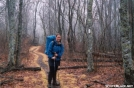 A soggy day on the way to NC by Jumpstart in Trail & Blazes in North Carolina & Tennessee