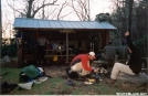 Jerry's Cabin Shelter by Jumpstart in North Carolina & Tennessee Shelters