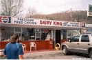 Dairy King!  -Damascus, VA by Jumpstart in Virginia & West Virginia Trail Towns