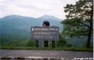 On the Blue Ridge parkway, VA by Jumpstart in Sign Gallery