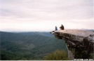 Hanging out at Mcafee's knob by Jumpstart in Views in Virginia & West Virginia