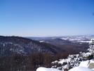 Winter View Of The Blue Ridge by raab72 in Members gallery