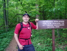 At The Shenandoah National Park Northern Boundary by raab72 in Members gallery