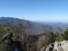 From Mt. Cammerer Fire Tower - West by J-Fro in Trail & Blazes in North Carolina & Tennessee