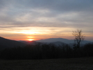 Sunrise Over Roan Mountain by J-Fro in Section Hikers