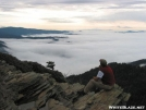View from Clifftops Near Mt Leconte by Reverie in Views in North Carolina & Tennessee