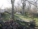 Campsite On West Peak Mount Pleasant by Hobbler in Views in Virginia & West Virginia