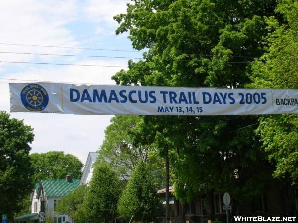 Friendliest Town on the Trail