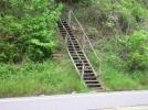 Stairway to Heaven? by The Scribe in Trail & Blazes in Virginia & West Virginia