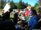 Caratunk 2005 - food line