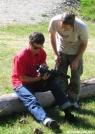 Caratunk 2005 - The film crew.