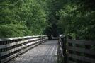 Virginia Bridge by Pit Stop in Trail & Blazes in Virginia & West Virginia
