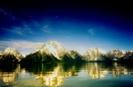 The Tetons From Jackson Lake Wyoming-1