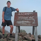 Me On Katahdin by Toad '08 in Thru - Hikers