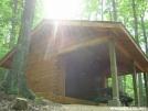 Hurricane Gulch Shelter - Virginia by fuzz in Virginia & West Virginia Shelters