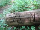 0040 2009.07.13 Appalachian Trail North Sign