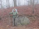 0076 2010.03.12 Attila At Hog Pen Gap by Attila in Section Hikers