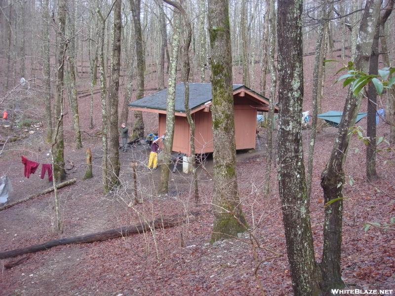 0081 2010.03.13 Low Gap Shelter