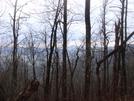 0085 2010.03.13 View From Chattahochee Gap Trail