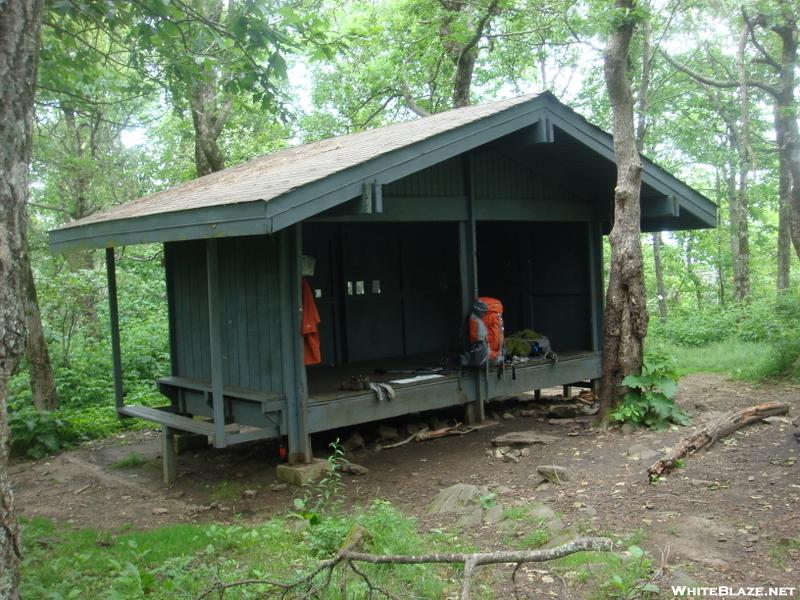 0117 2010.06.11 Tray Mountain Shelter