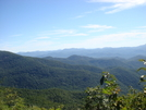 0159 2010.09.05 View From Little Ridgepole Mountain by Attila in Views in North Carolina & Tennessee