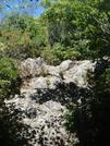0166 2010.09.05 Albert Mountain Ascent by Attila in Trail & Blazes in North Carolina & Tennessee