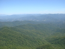 0167 2010.09.05 View From Albert Mountain by Attila in Views in North Carolina & Tennessee