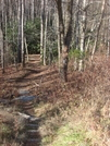 0177 2010.11.19 Nobo Trail From Winding Stair Gap by Attila in Trail & Blazes in North Carolina & Tennessee