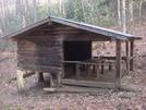 0196 2010.11.21 Wesser Bald Shelter