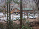 0202 2010.11.21 View Of Noc Outfitter Store From Trail by Attila in North Carolina &Tennessee Trail Towns