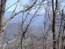 0237 2011.04.03 Fontana Lake View From North Of Simp Gap by Attila in Views in North Carolina & Tennessee