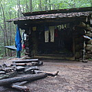 0256 Cable Gap Shelter by Attila in North Carolina & Tennessee Shelters