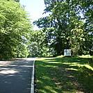 0272 2011.06.25 Trail Follows SR 1245 TO Fontana Dam by Attila in Trail & Blazes in North Carolina & Tennessee