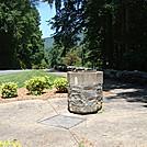 0280 2011.06.25 White Blaze On Water Fountain At Fontana Lake
