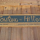 0276 2011.06.25 Fontana Hilton Sign On Shelter