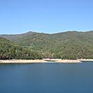 0288 2011.10.08 Fontana Lake View From Fontana Dam