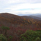 0330 2011.10.10 View Of Thunderhead Mountain From Rocky Top by Attila in Views in North Carolina & Tennessee