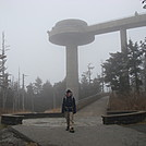 0339 2011.11.26 Gabe At Clingmans Dome by Attila in Section Hikers