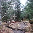 0362 2011.11.26 Fork Ridge Trail Sign