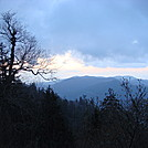 0385 View North Of Newfound Gap by Attila in Views in North Carolina & Tennessee