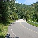 0449 2012.08.26 Pigeon River Bridge by Attila in Trail & Blazes in North Carolina & Tennessee