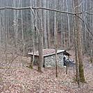 0462 2012.11.24 Groundhog Creek Shelter
