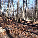 0466 2012.11.24 Campsite North Of Brown Gap by Attila in Views in North Carolina & Tennessee