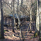 0482 2012.11.24 Roaring Fork Shelter by Attila in North Carolina & Tennessee Shelters