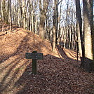 0487 2012.11.25 Trail To Water Source At Walnut Mountain Shelter by Attila in North Carolina & Tennessee Shelters